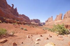 εθνικό πάρκο Utah λεωφόρων αψί&de Στοκ φωτογραφίες με δικαίωμα ελεύθερης χρήσης