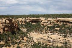Εθνικό πάρκο Verde Mesa στο Κολοράντο, ΗΠΑ Στοκ φωτογραφία με δικαίωμα ελεύθερης χρήσης