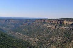Εθνικό πάρκο Verde Mesa στοκ φωτογραφία με δικαίωμα ελεύθερης χρήσης