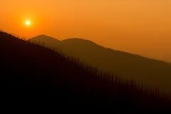 Εθνικό πάρκο Yellowstone, ΗΠΑ Στοκ Φωτογραφίες