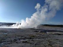 Εθνικό πάρκο Yellowstone στοκ φωτογραφίες με δικαίωμα ελεύθερης χρήσης