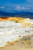 Εθνικό πάρκο Yellowstone στοκ εικόνες με δικαίωμα ελεύθερης χρήσης