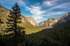 Εθνικό πάρκο Yosemite, Καλιφόρνια Στοκ εικόνες με δικαίωμα ελεύθερης χρήσης