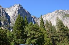 Εθνικό πάρκο Yosemite, Νεβάδα στη Βόρεια Αμερική Στοκ εικόνες με δικαίωμα ελεύθερης χρήσης