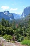 Εθνικό πάρκο Yosemite, Νεβάδα στη Βόρεια Αμερική Στοκ εικόνα με δικαίωμα ελεύθερης χρήσης
