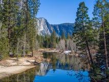 Εθνικό πάρκο Yosemite στοκ φωτογραφία με δικαίωμα ελεύθερης χρήσης