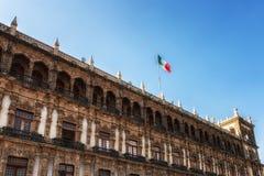 Εθνικό παλάτι Nacional Palacio, Πόλη του Μεξικού Στοκ φωτογραφία με δικαίωμα ελεύθερης χρήσης