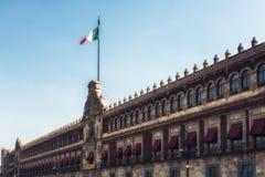 Εθνικό παλάτι Nacional Palacio, Πόλη του Μεξικού Στοκ Εικόνα