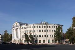 Εθνικό πανεπιστήμιο της ακαδημίας kyiv-Mohyla Στοκ Φωτογραφίες