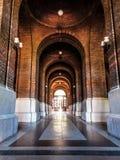 Εθνικό πανεπιστήμιο Chernivtsi Στοκ εικόνα με δικαίωμα ελεύθερης χρήσης