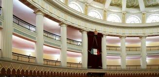 Εθνικό παλάτι Μεξικό, στοκ εικόνα