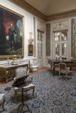 Εθνικό παλάτι Queluz - της Λισσαβώνας - της Πορτογαλίας στοκ φωτογραφία με δικαίωμα ελεύθερης χρήσης