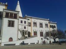Εθνικό παλάτι Sintra Στοκ φωτογραφία με δικαίωμα ελεύθερης χρήσης