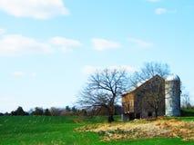 Εθνικό πεδίο μάχη Antietam, Μέρυλαντ Στοκ εικόνα με δικαίωμα ελεύθερης χρήσης