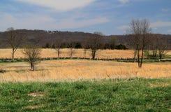 Εθνικό πεδίο μάχη Antietam στη Μέρυλαντ Στοκ εικόνα με δικαίωμα ελεύθερης χρήσης