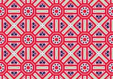 εθνικό πρότυπο abstract kaleidoscope ελεύθερη απεικόνιση δικαιώματος
