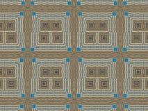 εθνικό πρότυπο abstract kaleidoscope Στοκ εικόνες με δικαίωμα ελεύθερης χρήσης