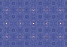εθνικό πρότυπο abstract kaleidoscope Στοκ Εικόνα