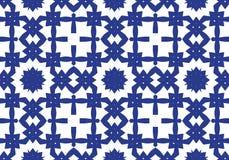 εθνικό πρότυπο abstract kaleidoscope Στοκ Φωτογραφία