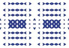 εθνικό πρότυπο abstract kaleidoscope Στοκ εικόνα με δικαίωμα ελεύθερης χρήσης