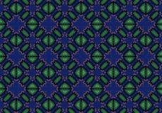 εθνικό πρότυπο abstract kaleidoscope διανυσματική απεικόνιση