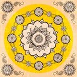 Εθνικό πρότυπο Mandala απεικόνιση αποθεμάτων