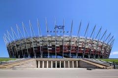 Εθνικό στάδιο στη Βαρσοβία στοκ φωτογραφίες