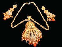 εθνικό σύνολο jewelery στοκ φωτογραφία με δικαίωμα ελεύθερης χρήσης