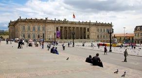 Εθνικό Capitol Κολομβία Στοκ φωτογραφίες με δικαίωμα ελεύθερης χρήσης
