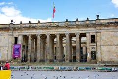 Εθνικό Capitol Κολομβία Στοκ φωτογραφία με δικαίωμα ελεύθερης χρήσης