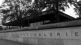Εθνικό galerie Neue Στοκ φωτογραφία με δικαίωμα ελεύθερης χρήσης