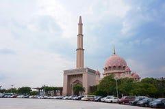 Εθνικό Moques Putrajaya Στοκ Φωτογραφία