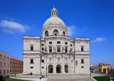 εθνικό pantheon της Λισσαβώνας Στοκ Φωτογραφία