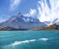 Εθνικό Park Torres del Paine, Χιλή. στοκ φωτογραφίες με δικαίωμα ελεύθερης χρήσης