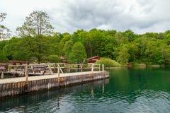 εθνικό plitvice πάρκων λιμνών της Κ&rh Στοκ εικόνα με δικαίωμα ελεύθερης χρήσης