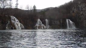 εθνικό plitvice πάρκων της Κροατίας φιλμ μικρού μήκους