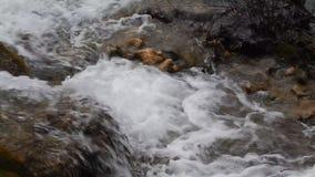 εθνικό plitvice πάρκων της Κροατίας απόθεμα βίντεο
