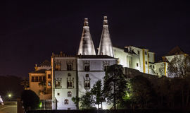 εθνικό sintra παλατιών Στοκ φωτογραφίες με δικαίωμα ελεύθερης χρήσης