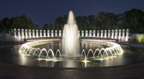 Εθνικό WWII μνημείο στοκ φωτογραφίες με δικαίωμα ελεύθερης χρήσης