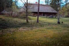 Εθνογραφικό μουσείο Στοκ Εικόνες