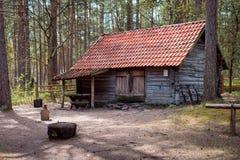 Εθνογραφικό μουσείο Στοκ φωτογραφία με δικαίωμα ελεύθερης χρήσης