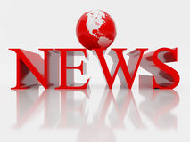 ειδήσεις απεικόνιση αποθεμάτων