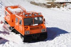 ειδικός χειμώνας οχημάτων Στοκ Εικόνες