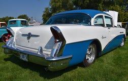 1956 ειδικό αποκατεστημένο αυτοκίνητο Buick Στοκ Εικόνες