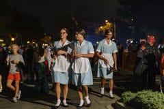 Ειδικό γεγονός - Δυτικό Χόλιγουντ αποκριές Carnaval Στοκ φωτογραφίες με δικαίωμα ελεύθερης χρήσης