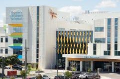 Ειδικό παιδιατρικό νοσοκομείο Νοσοκομείων Παίδων ` s Monash στο Clayton, Μελβούρνη Στοκ Φωτογραφία