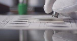 Ειδικό όπλο εξέτασης CSI φιλμ μικρού μήκους