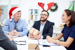 Εικασία Χριστουγέννων στοκ εικόνες με δικαίωμα ελεύθερης χρήσης