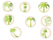 εικονίδια οικολογίας διανυσματική απεικόνιση