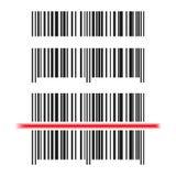 Εικονίδιο γραμμωτών κωδίκων επίσης corel σύρετε το διάνυσμα απεικόνισης απεικόνιση αποθεμάτων
